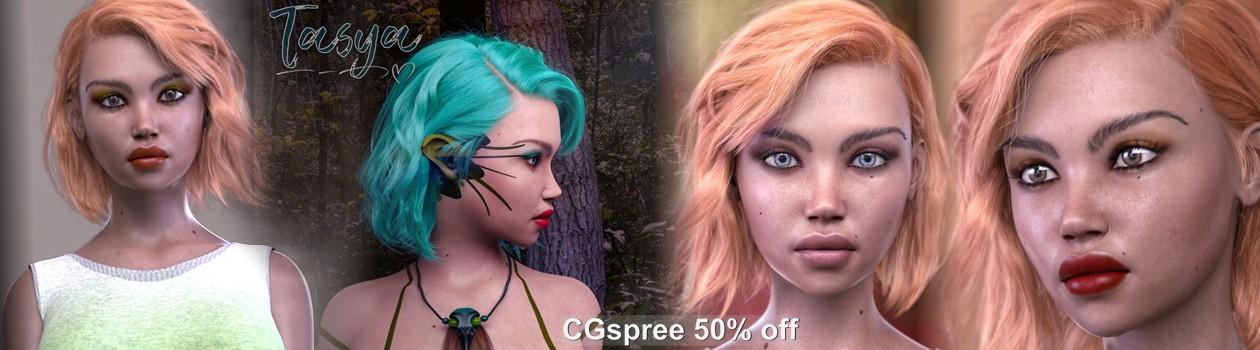 CGSpree-Deva3D