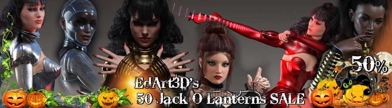 JackOLantern-EdArt3D